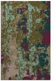 rug #1316683    mid-brown abstract rug