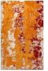 rug #1316787 |  orange abstract rug