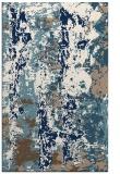 rug #1316883 |  white abstract rug