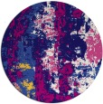 rug #1317040 | round abstract rug