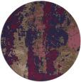 rug #1317043   round beige abstract rug