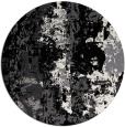 rug #1317234 | round abstract rug