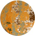 rug #1317300 | round abstract rug