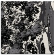 rug #1317679 | square black abstract rug