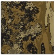 rug #1317695 | square black abstract rug