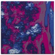 rug #1317711 | square blue abstract rug