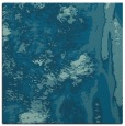 rug #1317727 | square blue-green abstract rug