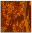 rug #1317951 | square red-orange rug