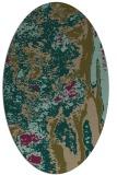rug #1318157   oval abstract rug
