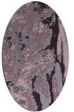 rug #1318301   oval abstract rug