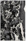 rug #1318415 |  black abstract rug