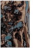 rug #1318427 |  black abstract rug