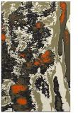 rug #1318435    black abstract rug