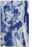 rug #1318459 |  blue abstract rug