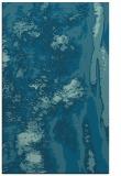 rug #1318463 |  blue-green abstract rug