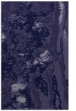 rug #1318495    blue-violet abstract rug