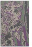 rug #1318599 |  purple abstract rug