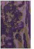 rug #1318663 |  purple abstract rug