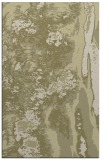 rug #1318755 |  light-green abstract rug