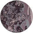rug #1319035 | round purple rug