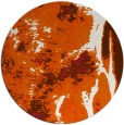 rug #1319069 | round abstract rug