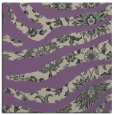 rug #1319703 | square purple abstract rug
