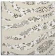rug #1319823 | square beige damask rug