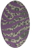 rug #1320071   oval abstract rug