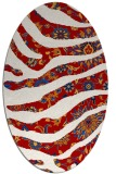 rug #1320143   oval abstract rug