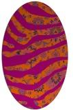 rug #1320170   oval abstract rug