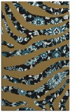 rug #1320279 |  mid-brown damask rug