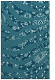 rug #1320319    blue-green abstract rug