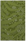 rug #1320379 |  green damask rug