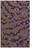 rug #1320503 |  mid-brown animal rug