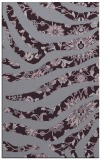 rug #1320507 |  purple animal rug
