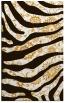 rug #1320555    brown damask rug