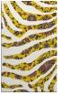 rug #1320579 |  yellow damask rug
