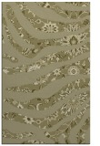 rug #1320595 |  light-green damask rug