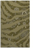 rug #1320603 |  light-green damask rug