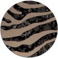 rug #1320631 | round black natural rug