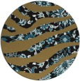 rug #1320647 | round mid-brown popular rug