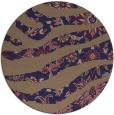 rug #1320723   round beige damask rug