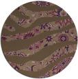 rug #1320726 | round natural rug