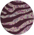 rug #1320787 | round abstract rug