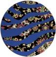 rug #1320824 | round damask rug