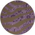 rug #1320873 | round natural rug