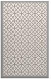 rug #1321919 |  beige circles rug