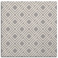 rug #1322191 | square beige check rug