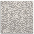 rug #1322211 | square white natural rug