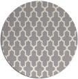 rug #1322263 | round beige popular rug